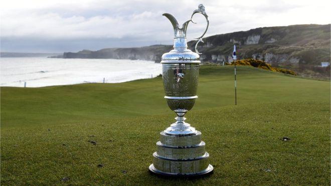 the open championship golf