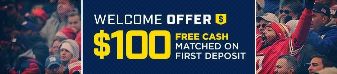 foxbet $100 sign up offer bonus