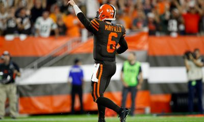 NFL week 5 monday cleveland browns