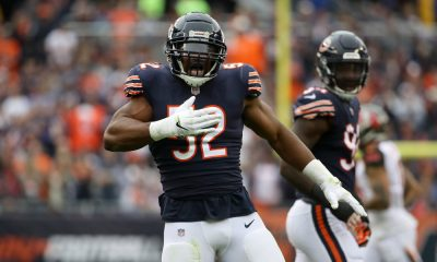 NFL Week 5 sunday chicago bears