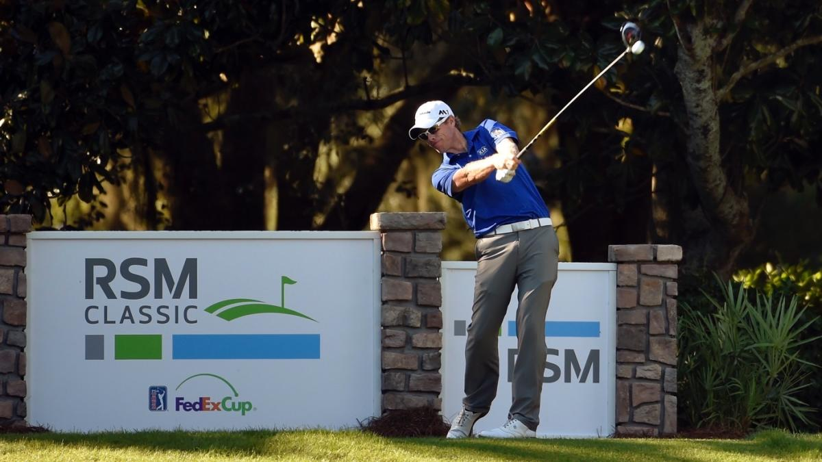 RSM classic betting picks PGA Tour