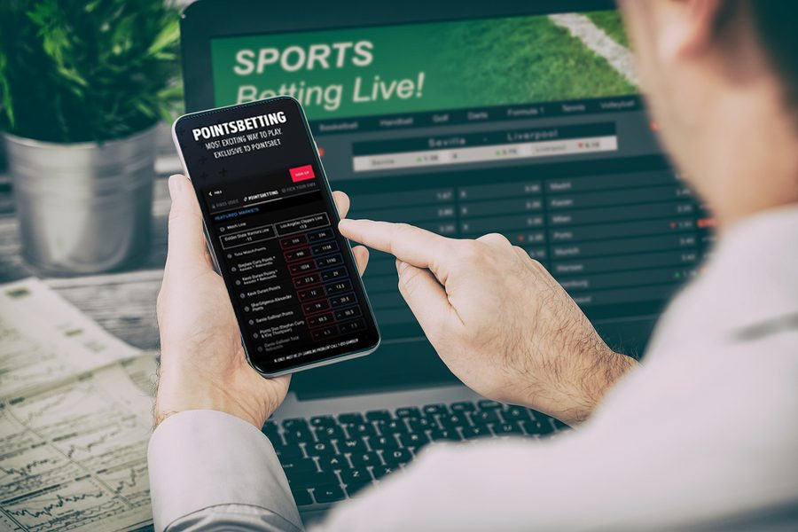 Side total sports betting exacta betting calculator paddy