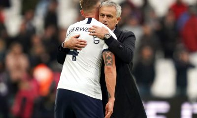 Jose Mourinho at Tottenham