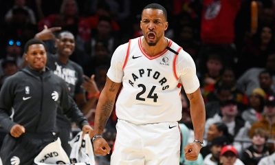 Norman Powell from Toronto