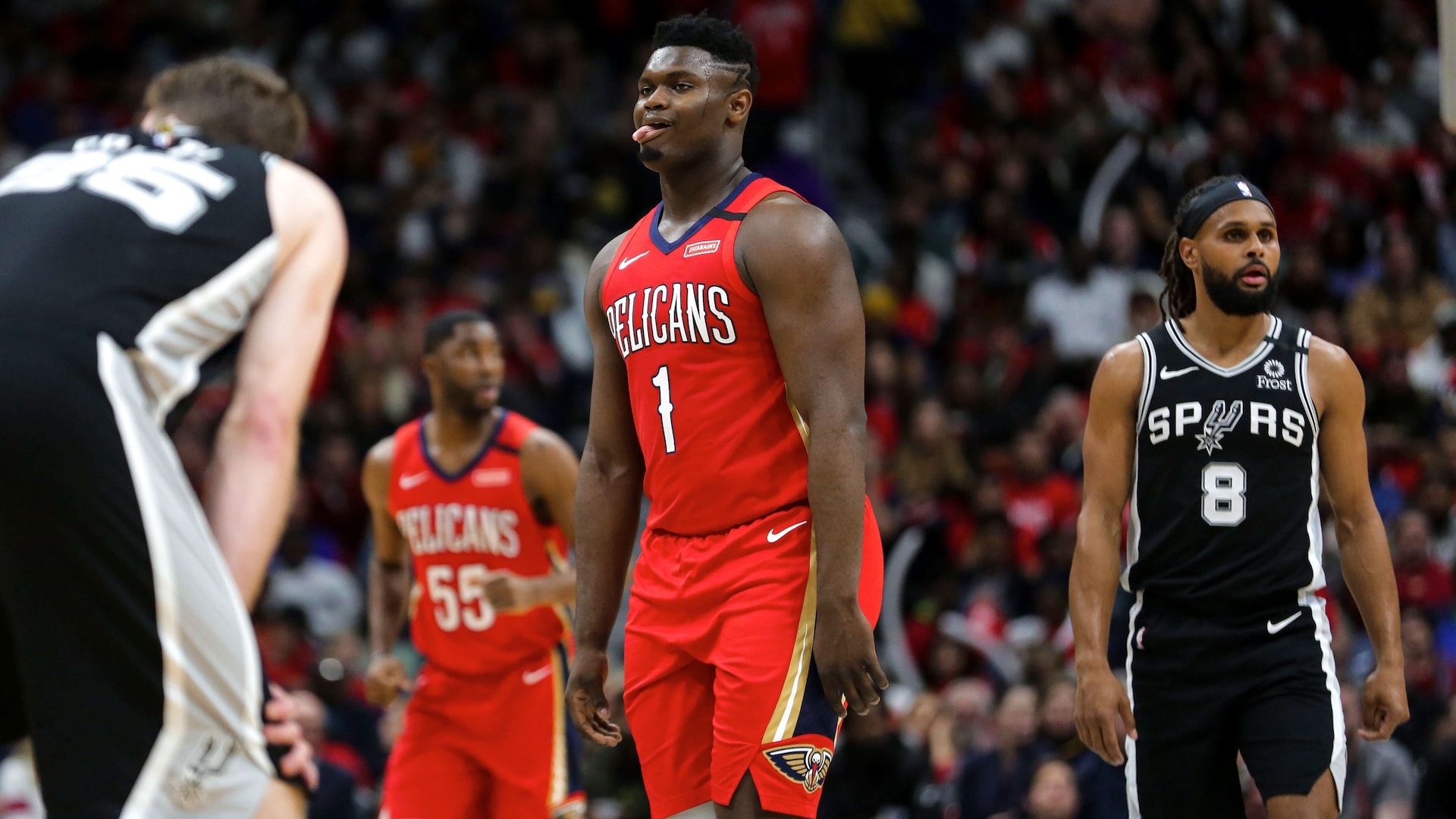 Zion Williamson NBA Betting Picks