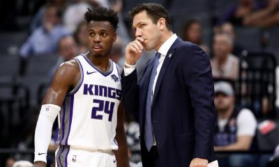 Buddy Hield of the Kings