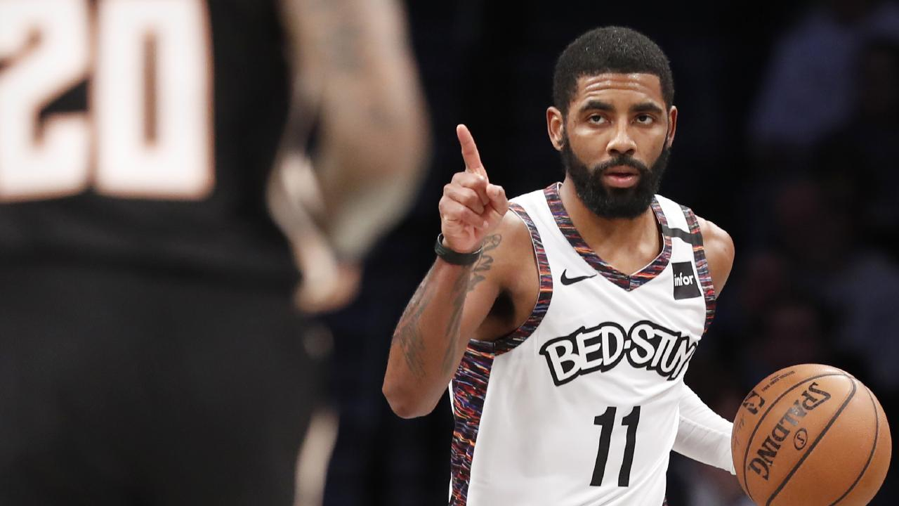 Kyrie Irving of Brooklyn