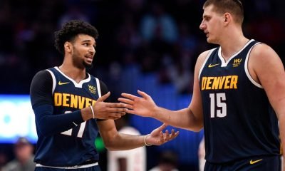 Nuggets' Jokic and Murray