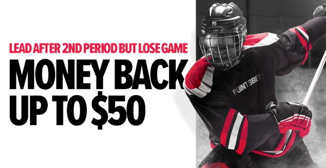 pointsbet nhl promo