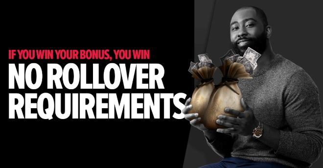 pointsbet rollover requirements