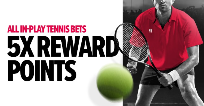 pointsbet tennis promo