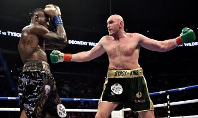 wilder fury II betting picks