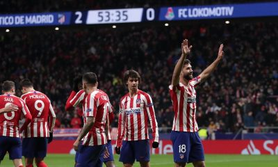Atletico Madrid UCL