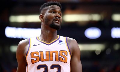 Deandre Ayton of the Suns