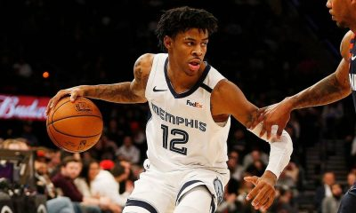 ja morant of the Grizzlies