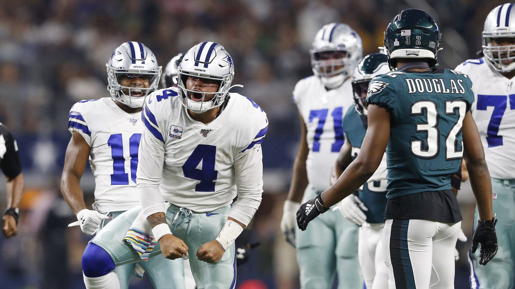 2020 NFL NFC east division preview