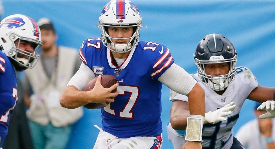Josh Allen Buffalo Bills Preview