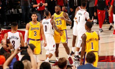 Lakers blazers nba playoffs picks