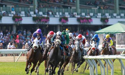 Monmouth park racing