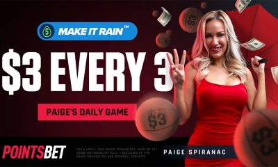PointsBet Make It Rain